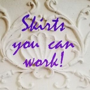 Dresses & Skirts - Skirts you can work!